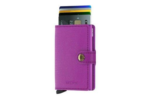 Secrid Secrid - miniwallet rango - violet-violet