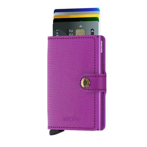 Secrid - miniwallet rango - violet-violet