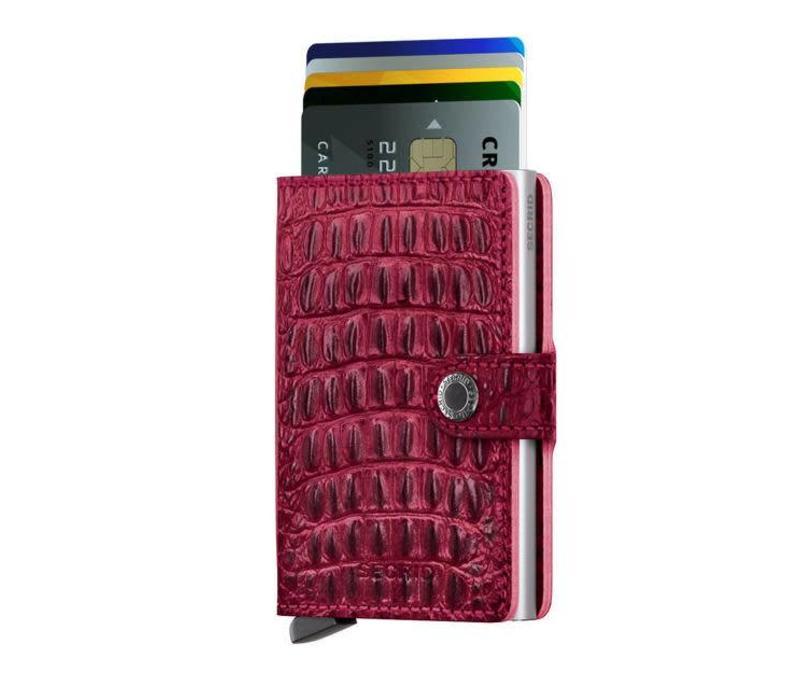 Secrid - miniwallet  nile - red