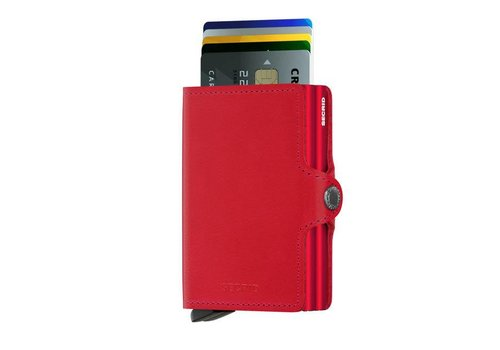 Secrid Secrid - twinwallet original - red red