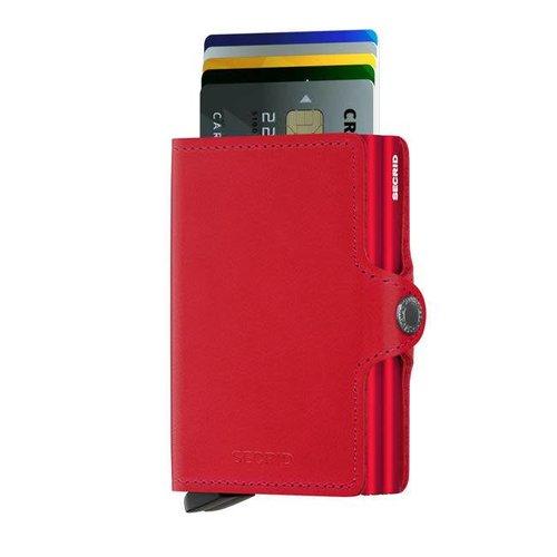 Secrid - twinwallet original - red red