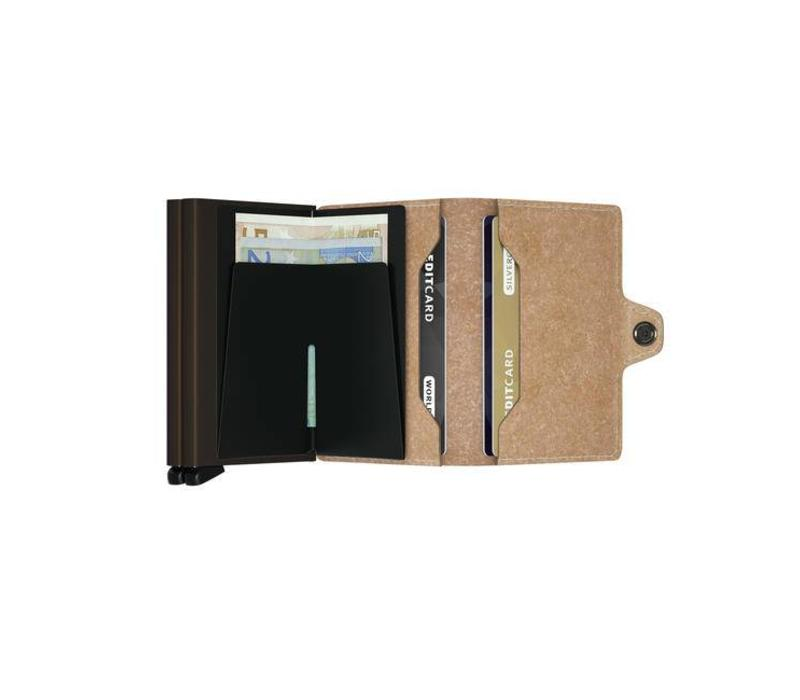 Secrid - twinwallet recycled - natural