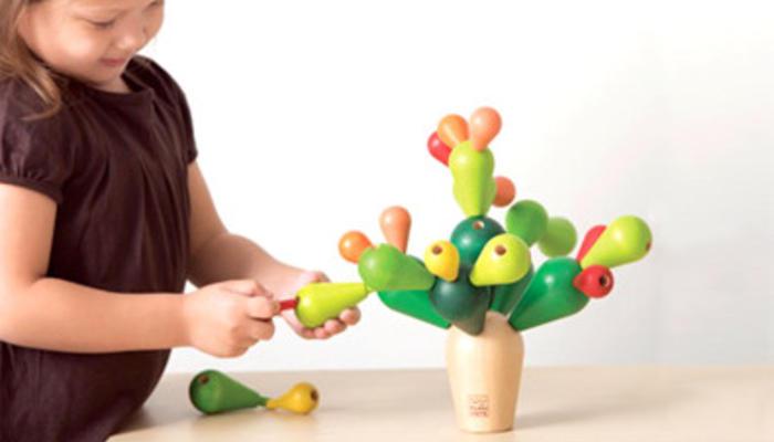 Duurzaam speelgoed