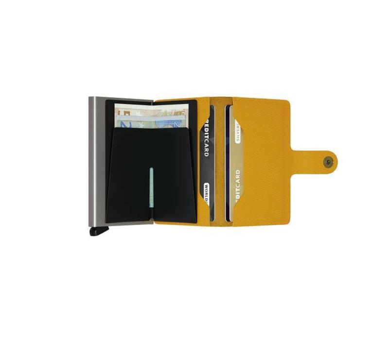 Secrid - miniwallet crisple - amber