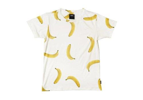 Snurk Uni t-shirt - bananas