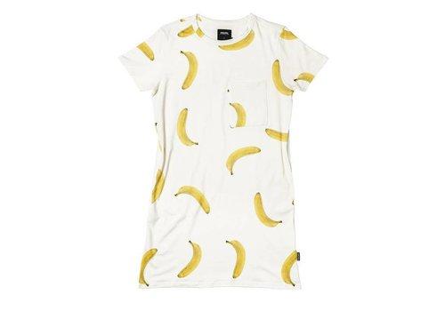 Snurk Dames jurk - bananas