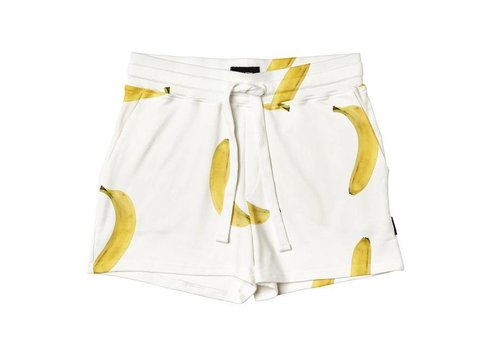Snurk Dames short - bananas