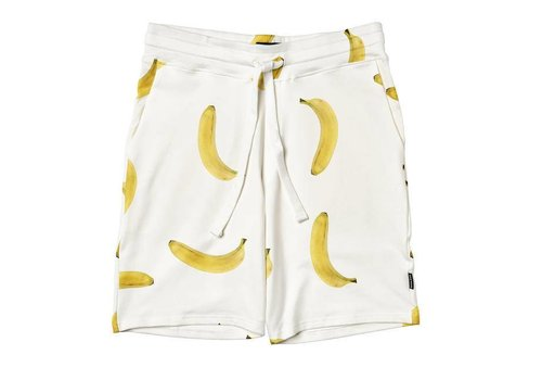 Snurk Heren short - bananas