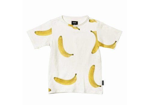 Snurk Kids t-shirt - bananas