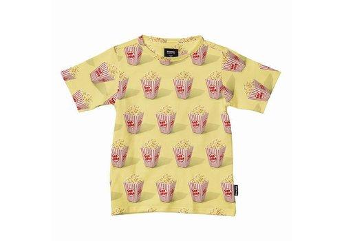 Snurk Kids t-shirt - popcorn