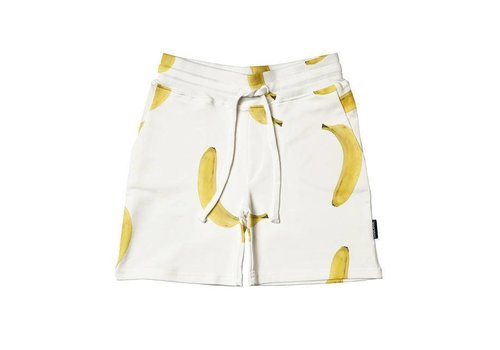 Snurk Kids short - bananas