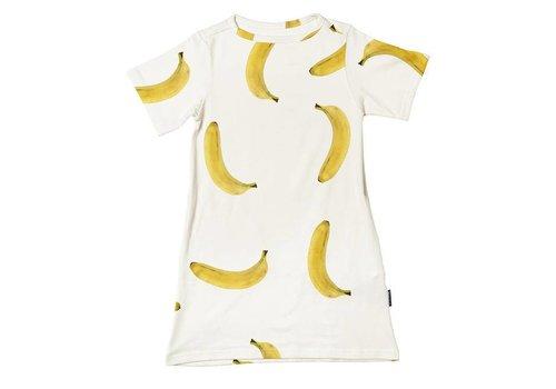 Snurk Kids jurk - bananas