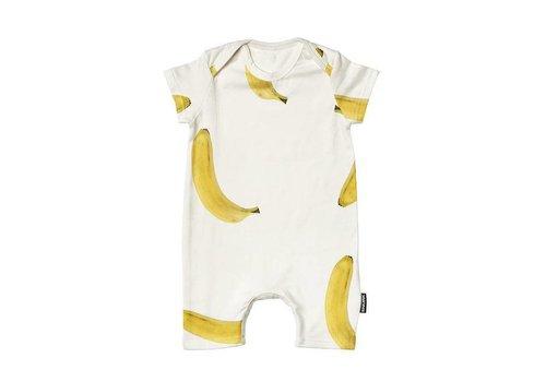 Snurk Baby jumpsuit - bananas