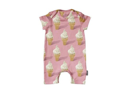 Snurk Baby jumpsuit - icecream