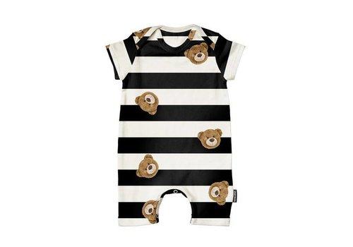 Snurk Baby jumpsuit - teddy