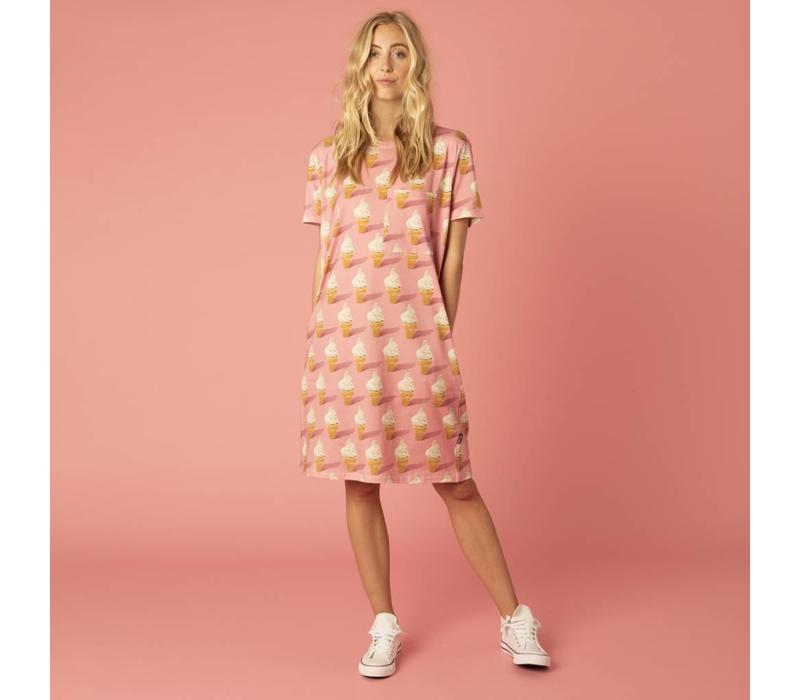 Dames jurk - icecream