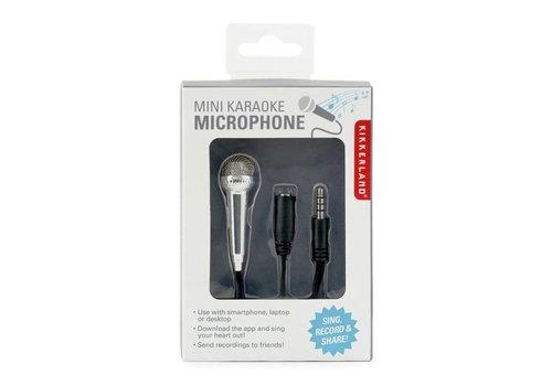 Kikkerland Kikkerland - mini microphone - karaoke