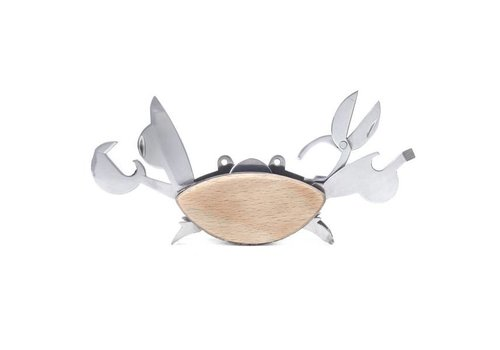 Kikkerland Kikkerland - crab multi tool