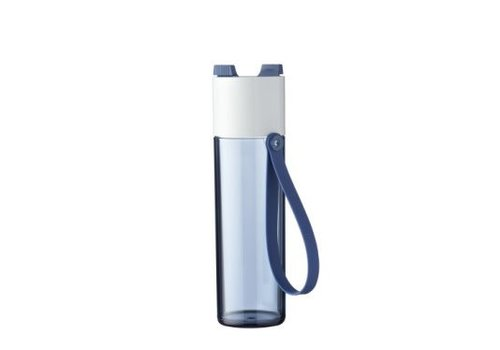 Mepal Mepal - waterfles justwater 500 ml - nordic denim