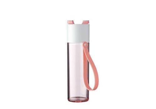 Mepal Mepal - waterfles justwater 500 ml - nordic pink