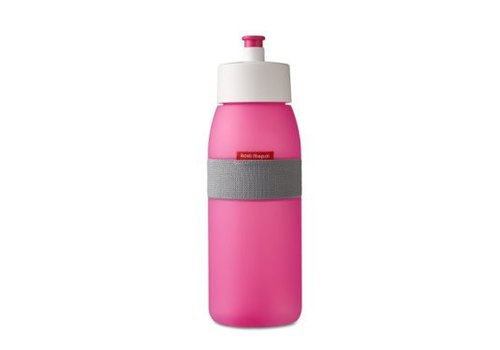Mepal Mepal - sportbidon ellipse 500 ml - pink