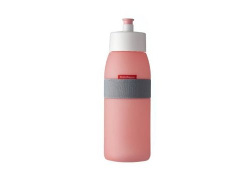 Mepal Mepal - sportbidon ellipse 500 ml - nordic pink