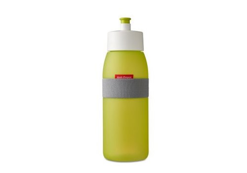 Mepal Mepal - sportbidon ellipse 500 ml - lime