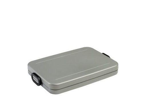 Mepal Mepal - lunchbox take a break flat - silver