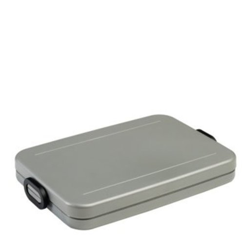 Mepal - lunchbox take a break flat - silver