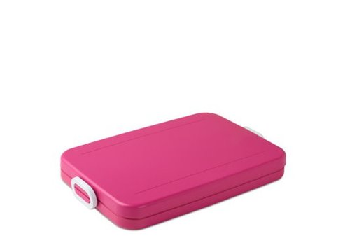 Mepal Mepal - lunchbox take a break flat - pink