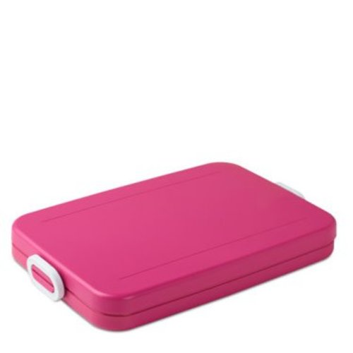 Mepal - lunchbox take a break flat - pink