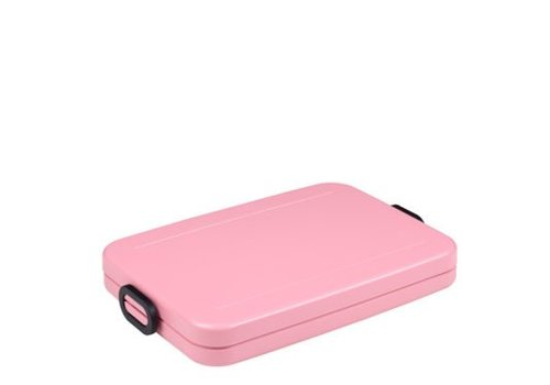 Mepal Mepal - lunchbox take a break flat - nordic pink