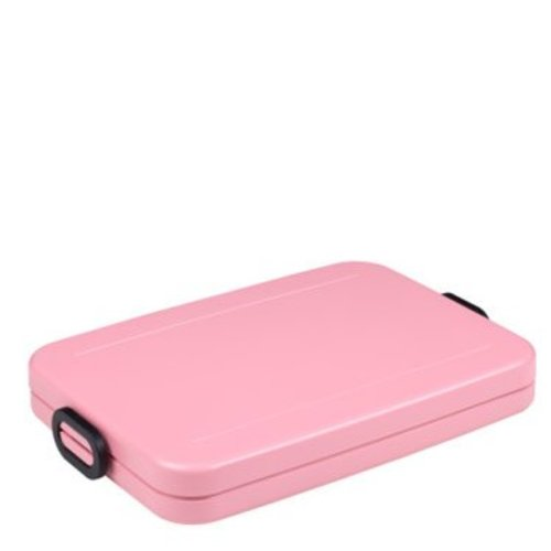 Mepal - lunchbox take a break flat - nordic pink
