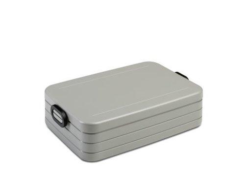 Mepal Mepal - lunchbox take a break large - silver
