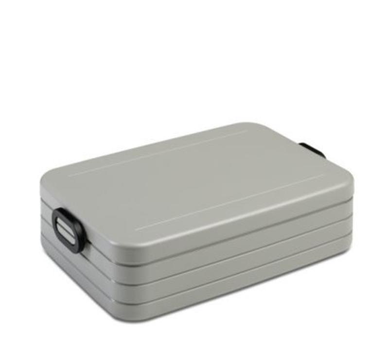 Mepal - lunchbox take a break large - silver