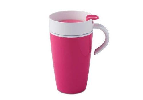 Mepal Mepal - thermomok automatic - pink