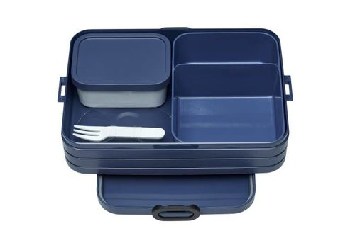 Mepal Mepal - bento lunchbox take a break large - nordic denim