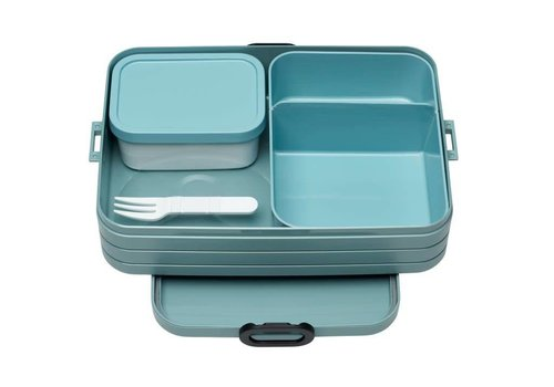Mepal Mepal - bento lunchbox take a break large - nordic green