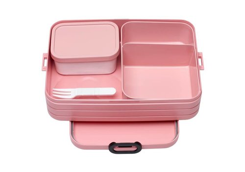 Mepal Mepal - bento lunchbox take a break large - nordic pink