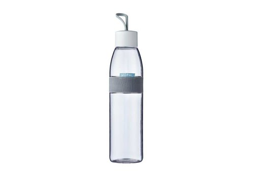 Mepal Mepal - waterfles ellipse 700 ml - wit