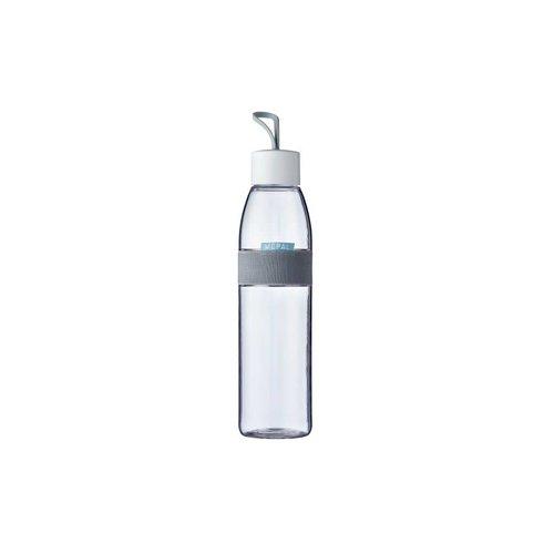 Mepal - waterfles ellipse 700 ml - wit