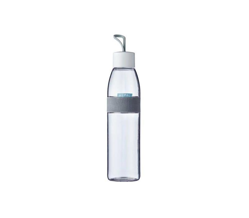 Mepal - waterfles ellipse 700 ml - wit