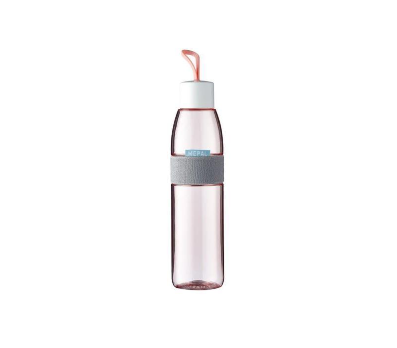 Mepal - waterfles ellipse 700 ml - nordic pink