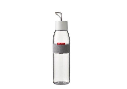 Mepal Mepal - waterfles ellipse 500 ml - wit