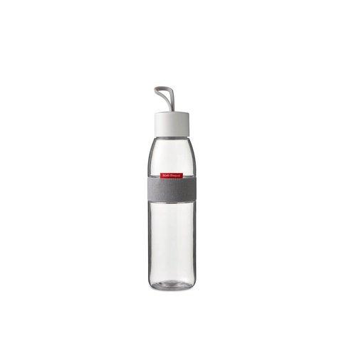 Mepal - waterfles ellipse 500 ml - wit