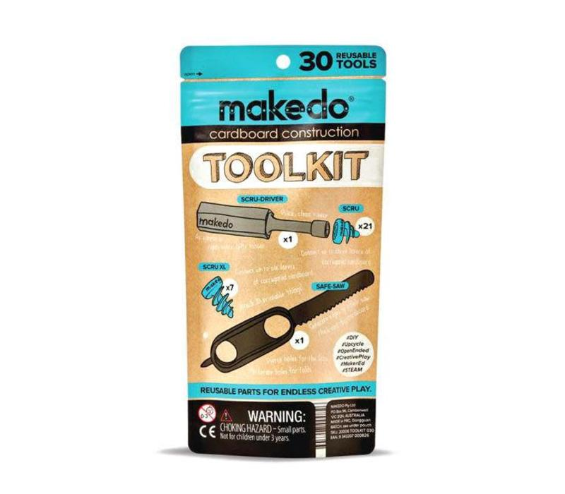 Makedo - makedo toolkit