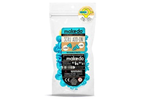 Makedo Makedo - makedo scru add-on
