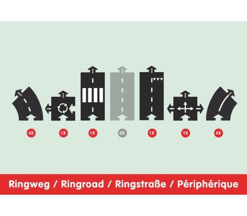 Way to play - flexibele autobaan - ringweg
