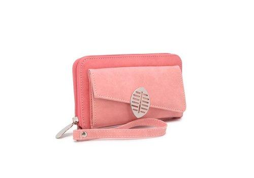 Hi-di-hi Hi-di-hi - portemonnee blade - red/pink