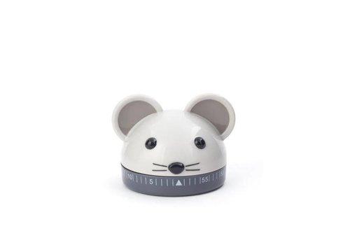 Kikkerland Kikkerland - keukenwekker - muis